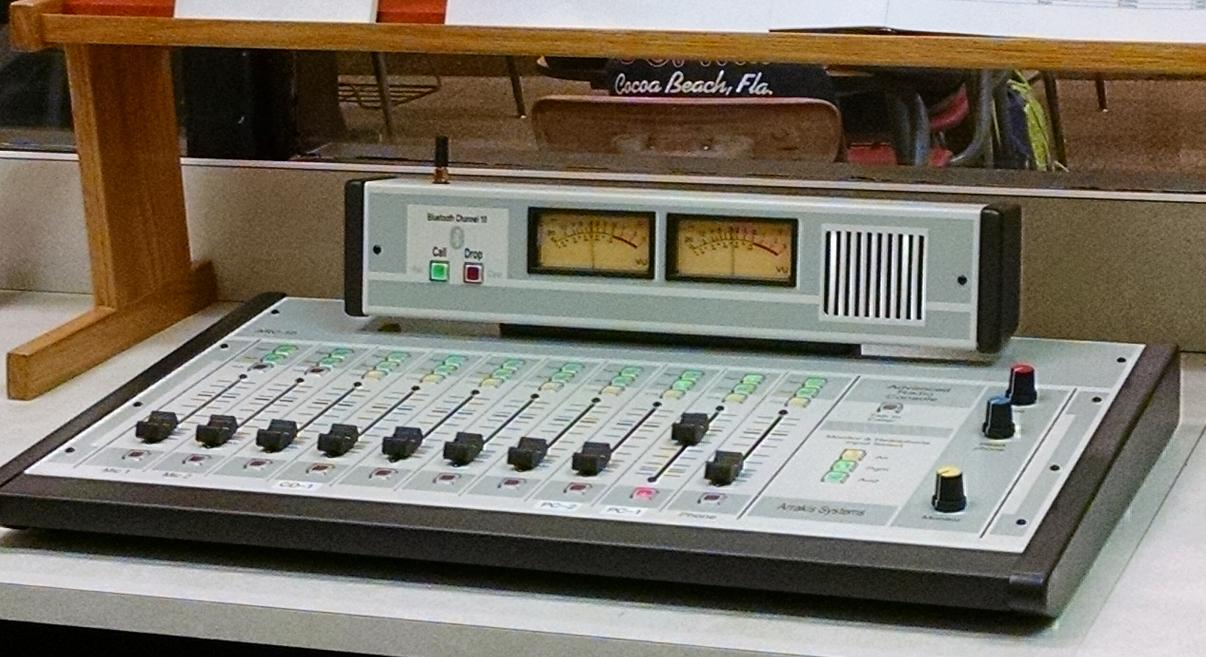 School Studio Console